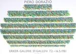 Dorazio, Piero - 1981 - Erker Galerie St.Gallen