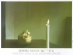 Plakat: Richter, Gerhard - 1995 - Israel Museum (Skull with Candle)