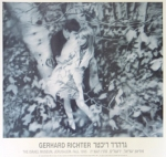 Plakat: Richter, Gerhard - 1995 - Israel Museum (Lovers in the Forest)