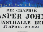Johns, Jasper - 1971 - Kunsthalle Bern (painting with two balls)