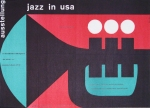 Poster: Blase, Karl Oskar - 1957 - Jazz in USA