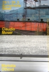 Poster: Moser, Claudio - 2000 - Kunsthalle Bern