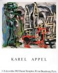 Appel, Karel - 1983 - Galerie Templon
