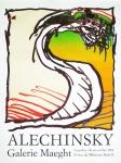 Alechinsky, Pierre - 1981 - Galerie Maeght (Encres et vernis)