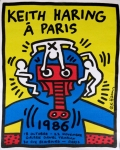 Haring, Keith - 1986 - Galerie Templon