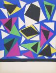 Matisse, Henri - 1952 - Galerie Kléber (Affiches dexpositions réalisées)