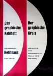 Diethelm, Walter - 1958 - Helmhaus Zürich (Der graphische Kreis)