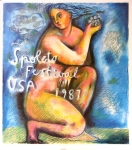 Chia, Sandro - 1987 - Spoleto Festival USA