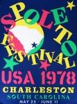 Indiana, Robert - 1978 - Spoleto Festival USA