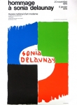 Poster: Delaunay, Sonia - 1975 - Musée National d'Art Moderne