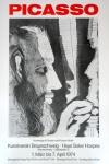 Picasso, Pablo - 1974 - Kunstverein Braunschweig