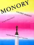 Monory, Jacques - 1978 - Galerie Maeght
