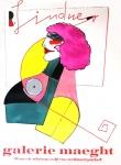 Lindner, Richard - 1970 - Galerie Maeght