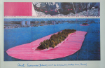 Christo (Javacheff) - 1983 - Surrounded Islands