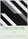 Fruhtrunk, Günter - 1980 - Galerie Schoeller Düsseldorf