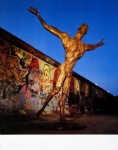 Fetting, Rainer - 1990 - Der Flug vor der Berliner Mauer