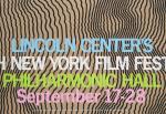 Pearson, Henry - 1968 - New York Film Festival