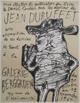 Dubuffet, Jean - 1960 - Galerie Berggruen