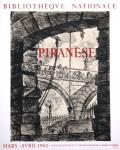 Piranesi, Giovanni Battista - 1962 - Bibliothèque Nationale