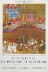 Dufy, Raoul - 1957 - Ville de Vichy (Festival de Peinture et Sculpture )