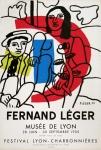 Léger, Fernand - 1955 - Musée Lyon