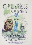 Picasso, Pablo - 1956 - Galerie 65 Cannes (Eule)