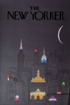 Poster: Blechman, R. O. - 1979 - The New Yorker