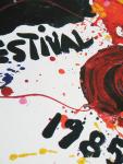 Francis, Sam - 1985 - Festival dAutomne Paris