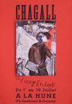 Chagall, Marc - 1960 - Lorage Enchanté