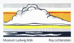 Lichtenstein, Roy - 1989 - Museum Ludwig (Cloud and Sea)