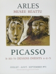 Picasso, Pablo - 1971 - Musée Reattu