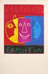 Picasso, Pablo - 1956 - Exposition Vallauris