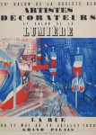 Dufy, Raoul - 1939 - Grand Palais Paris (La Rue - Pavoisée à la Bannière Américaine)