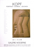 Antes, Horst - 1988 - Galerie Moderne Bad Zwischenahn
