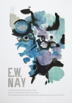 Poster: Nay, Ernst Wilhelm - 1962 - Museum Folkwang