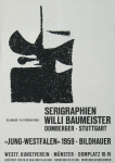 Baumeister, Willi - 1959 - Westfälischer Kunstverein Münster