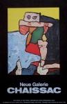 Chaissac, Gaston - 1977 - Neue Galerie Zürich