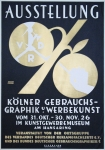Franzen, Peter - 1926 - Kunstgewerbemuseum Köln