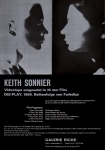 Poster: Sonnier, Keith - 1970 - Galerie Ricke