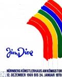 Dine, Jim - 1969 - Künstlerhaus Nürnberg