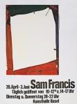Francis, Sam - 1968 - Kunsthalle Basel