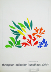 Matisse, Henri - 1960 - Kunsthaus Zürich (Les acanthes)