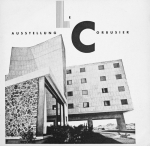 Poster: Le Corbusier - 1951 - Galerie Parnass (catalogue)