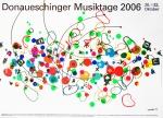 Rosalie - 2006 - Donaueschinger Musiktage