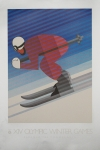 Poster: Vasarely, Victor - 1984 - Olympic Games Sarajevo