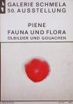 Piene, Otto - 1962 - Galerie Schmela (Einladung)