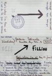 Filliou, Robert - 1971 - Gal. Schmela (Einladung)