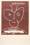 Picasso, Pablo - 1955 - Exposition Vallauris