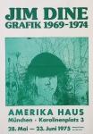 Dine, Jim - 1972 - Amerika Haus München