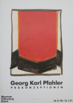 Pfahler, Georg Karl - 1990 - Museum Folkwang Essen